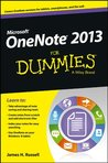 OneNote 2013 For ...
