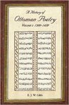 A History of Ottoman Poetry Volume I: 1300-1450