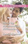 Hired by the Brooding Billionaire (Harlequin Romance Large Print)