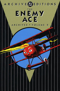 The Enemy Ace Archives, Vol. 2 (The Enemy Ace Archives)