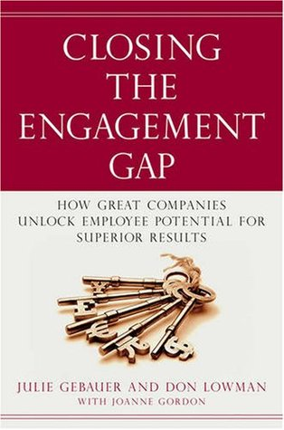 Closing the Engagement Gap by Julie Gebauer