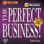 The Perfect Business! Dual Disc [CD/DVD Combo] (Rich Dad)
