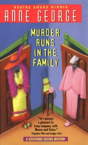 Murder Runs in the Family by Anne George