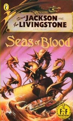 Seas of Blood by Andrew   Chapman
