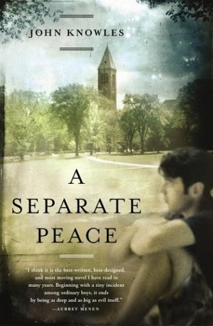 Separate Peace by John Knowles
