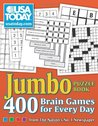 USA TODAY Jumbo Puzzle Book: 400 Brain Games for Every Day (USA Today Puzzles)