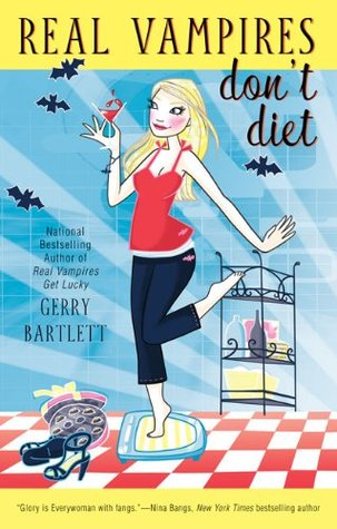 Real Vampires Don't Diet (Glory St. Clair #4)