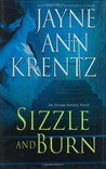 Sizzle and Burn (Arcane Society, #3)