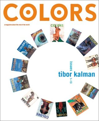 Colors by Tibor Kalman
