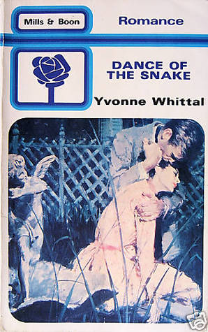 Dance of the Snake (Harlequin Presents #550)