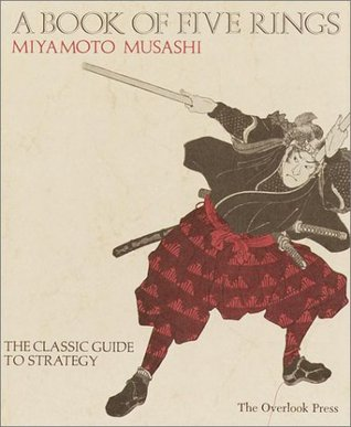 A Book of Five Rings by Miyamoto Musashi