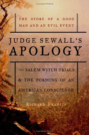 Judge Sewall's Apology by Richard Francis
