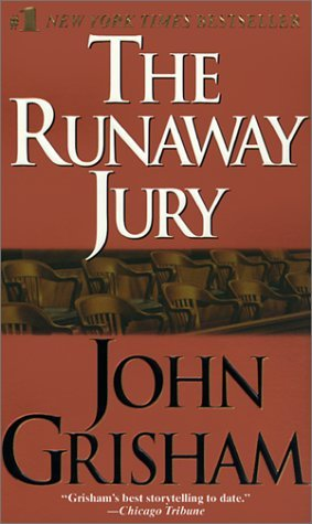 a review of the story of the runaway jury Guns prove to be just as worthy a target, but the acting is what sets runaway jury apart from other adaptations of his work hackman in particular elevates what could have been a middling story into something to remember.