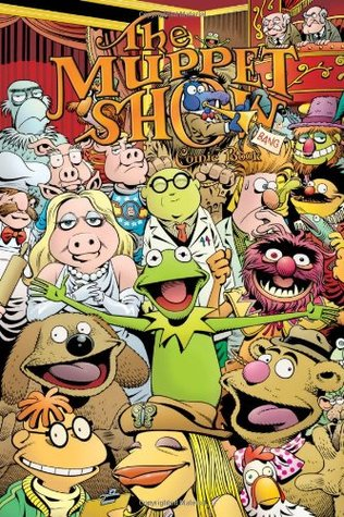 The Muppet Show Comic Book by Roger Langridge