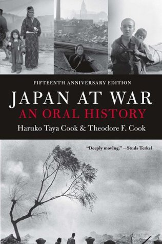 Japan At War An Oral History