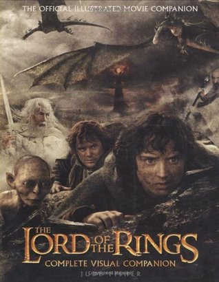 The Lord of the Rings by Jude Fisher