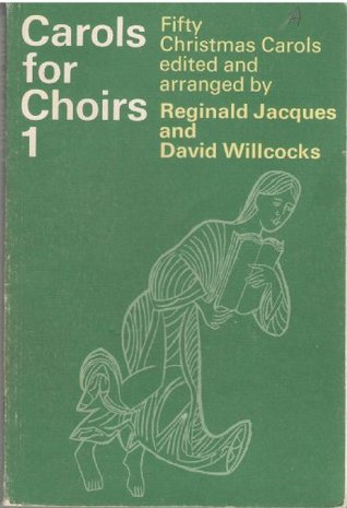 Carols for Choirs 1 by Reginald Jacques