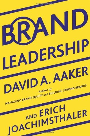 Brand Leadership by David A. Aaker