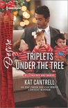 Triplets Under the Tree (Billionaires and Babies, #64)