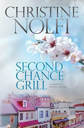 Second Chance Grill (Liberty, #1)