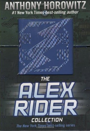 The Alex Rider Collection by Anthony Horowitz