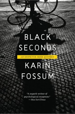 Black Seconds (Inspector Sejer Mysteries)