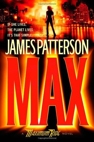 Max by James Patterson