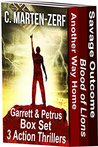 Box Set: 3 x Gripping Action Thrillers: Garrett & Petrus Vigilante Justice Action Packed Thriller Box Set