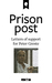Prison post: Letters of sup...