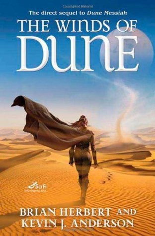 The Winds of Dune by Brian Herbert