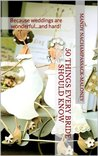 50 things every bride should know by Mandy Nachampassack-Maloney