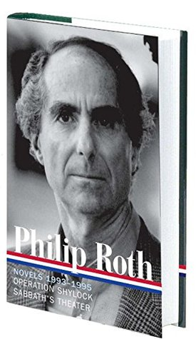 Novels, 1993-1995 by Philip Roth