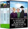 Married in Sugarcreek: A Simple Amish Romance BOXED SET: The Lonely Deacon, Blind Sight, The Sugarcreek Fishing Club (Boxed Set: A Simple Amish Romance 1)