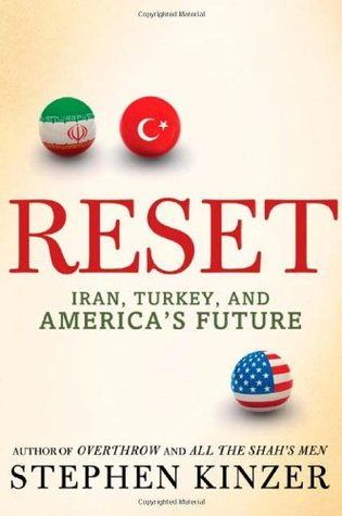 Reset by Stephen Kinzer