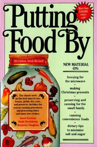 Putting Food By by Janet Greene