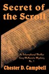 Secret of the Scroll (Greg McKenzie Mysteries, #1)