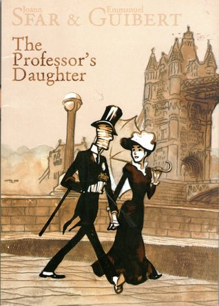 The Professor's Daughter by Joann Sfar