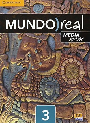 Mundo Real Media Edition Level 3 Value Pack (Student's Book plus ELEteca Access, Online Workbook Activation Card) 1-Year