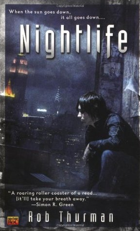 Nightlife (Cal Leandros #1)