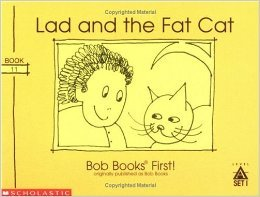 Lad And The Fat Cat (Bob Books For Beginning Readers, Set 1)