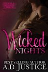 Wicked Nights (Steele Security #3)