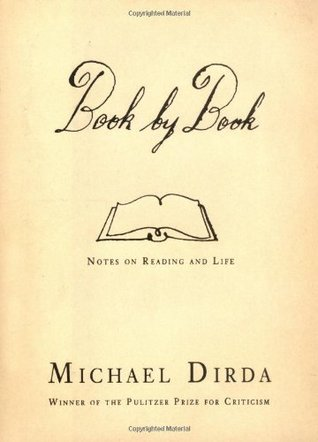Book by Book by Michael Dirda