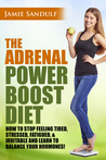 The Adrenal Reset Power Boost Diet: How to Stop Feeling Tired, Stressed, Fatigued & Irritable and Learn to Balance Your Hormones! (Metabolism, Hashimoto's, Sleep Disorders, Hypoglycemia Series)