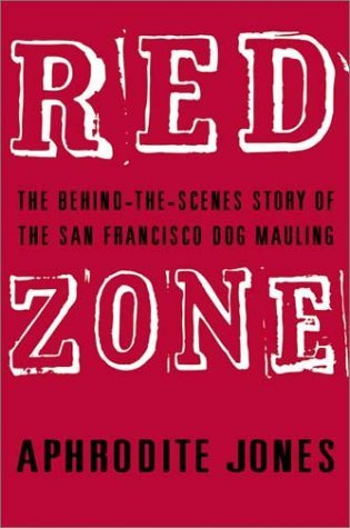 Red Zone by Aphrodite Jones