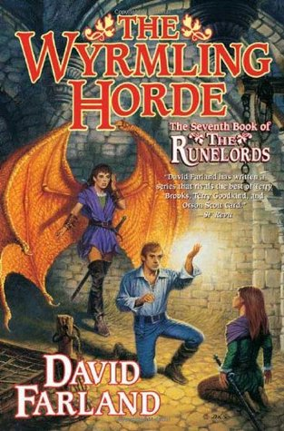 The Wyrmling Horde (The Runelords #7)