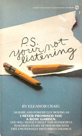 P.S. Your Not Listening by Eleanor Craig