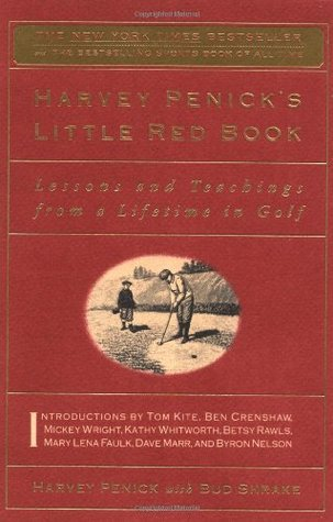 Harvey Penick's Little Red Book by Harvey Penick