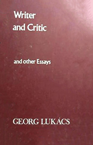 Writer and Critic: and other Essays