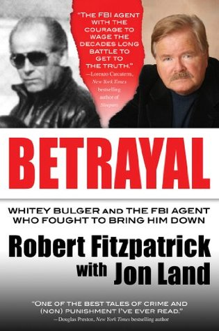 Betrayal by Robert Fitzpatrick