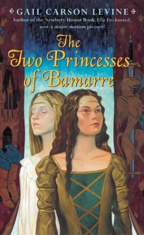 The Two Princesses of Bamarre by Gail Carson Levine ...